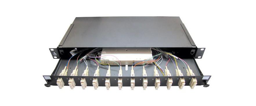 Tiroirs fibre optique