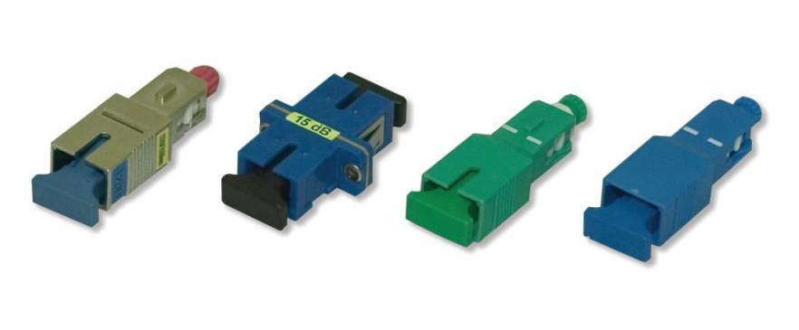 Atténuateurs fibre optique