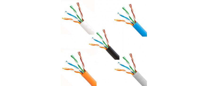 Cables torsadé cuivre